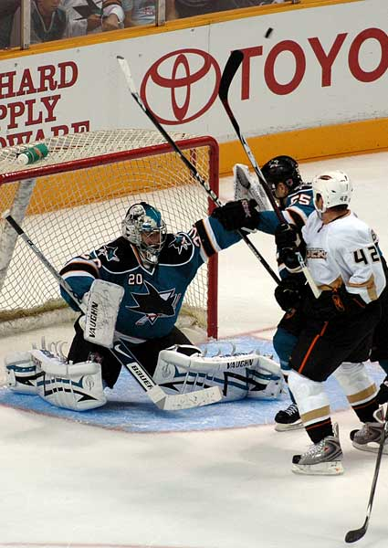 San Jose Sharks Anaheim Ducks