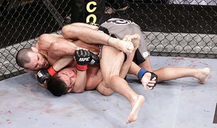 UFC 100 San Jose Jon Fitch American Kickboxing Academy
