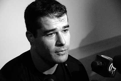 San Jose Sharks former captain Patrick Marleau