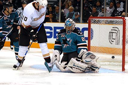San Jose Sharks vs Anaheim Ducks Stanley Cup Playoffs