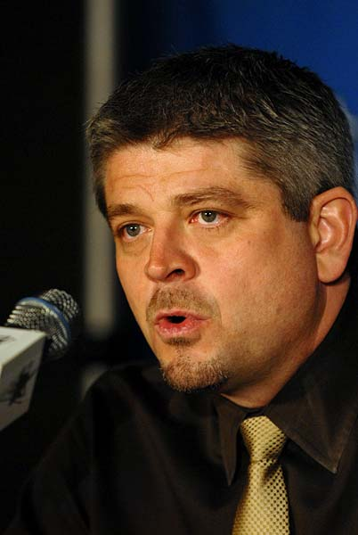 San Jose Sharks head coach Todd McLellan Stanley Cup Playoffs Anaheim Game 5