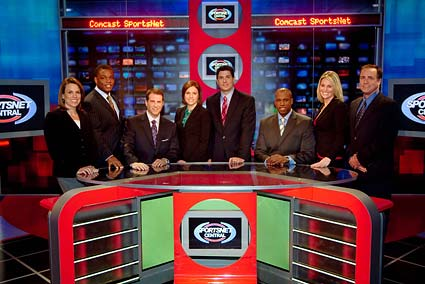 Comcast Sportsnet Bay Area SportsNet Central sports highlight show