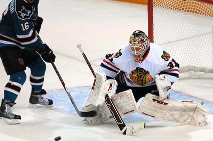 Antti Niemi signs 1 year contract with San Jose Sharks as unrestricted free agent