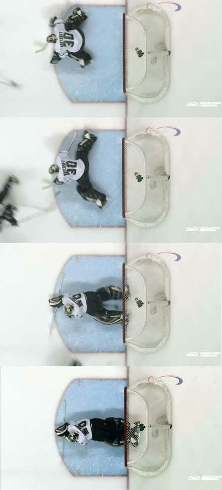 San Jose Sharks Dallas Stars OT shootout goal Logan Couture Andrew Raycroft