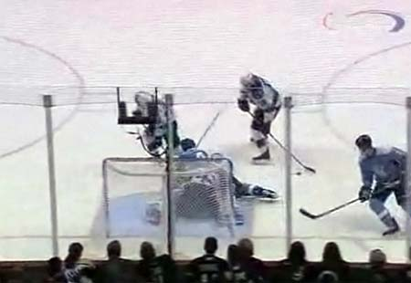 Patrick Marleau game winning goal in overtime against the Pittsburgh Penguins