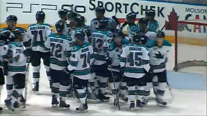 San Jose Sharks rookies earn 4-1 win over Anaheim at Vancouver Young Stars Tournament