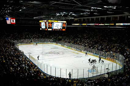 Stockton Thunder earned four straight ECHL attendance titles