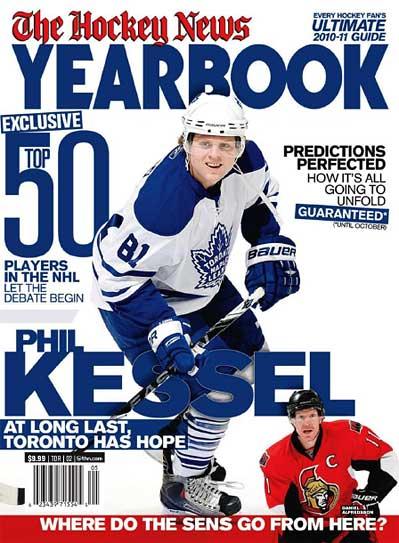 The Hockey News 2010-11 NHL Yearbook