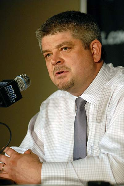 Western Conference Finals Game 3 San Jose Sharks head coach Todd McLellan post-game comments