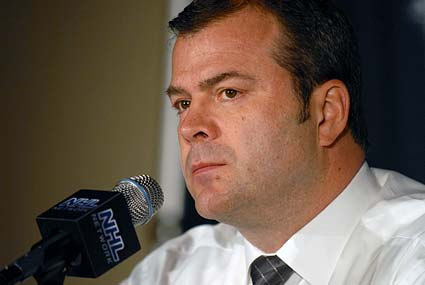 Western Conference Finals Game 3 Vancouver Canucks head coach Alain Vigneault
