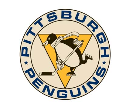 2011 NHL Bridgesone Winters Classic Pittsburgh Penguins throwback logo released